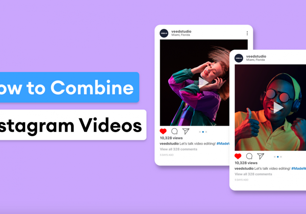 How to Combine Photo and Video on Instagram